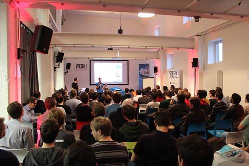 Ultracode, IoT & Robotics enthusiasts pres. Galileo, thethings.io & Veterobot5