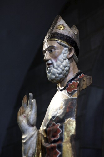 bishop with hand of sabazius