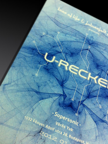 U-Recken flyer front
