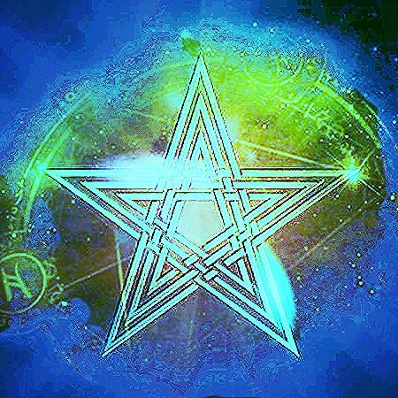 The Pentagram and the Ether Streams.The Secret of Cosmic Blood Flow: Plasma.. seven corresponding types of matter. Bereshit bara elohim eth âchamaîm veéth âaretç. all born in an