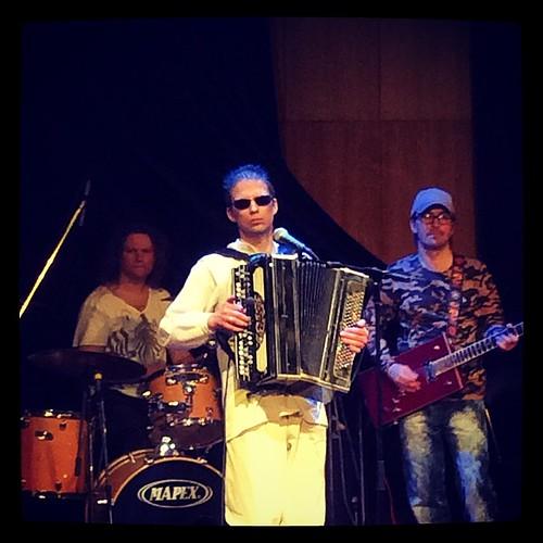 Отличный кадр! #москва #вечер #клуб #концерт #сцена #группа #рок #чистяков #федорчистяков #ноль #цдх #moscow #evening #club #concert #stage #rock #chistyakov #fedorchistyskov #band #f4band