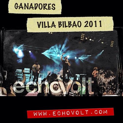 #echovolt #villabilbao