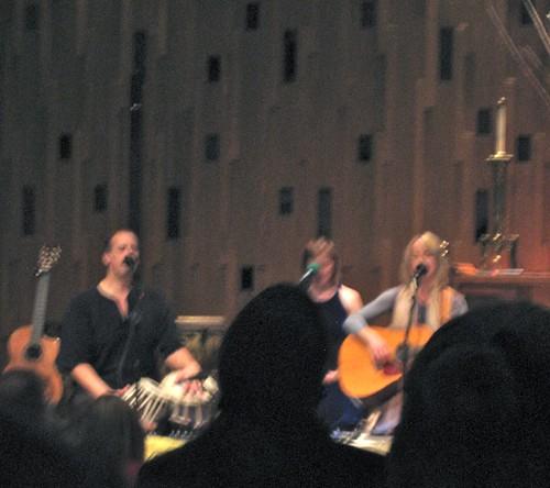 Benjy & Heather Wertheimer, Lindsey Stormo
