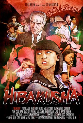 Hibakusha Theatrical Poster