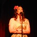 Catherine Alcorn Playing Bette Midler