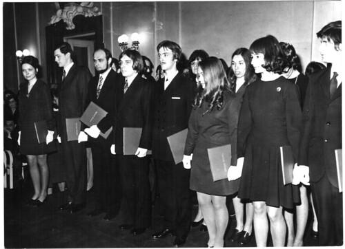 ELTE Diplomaosztó 1974 (1)