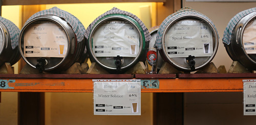 The 38th Norwich Beer Festival