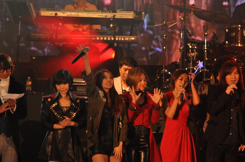 G.O.D., B.E.G, Love and Peace, MBLAQ, Lee Yong, Lena Park, Kim Kyung Ho, Nam Jin