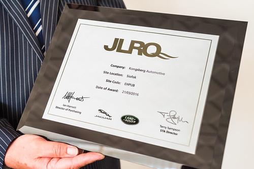 JLRQ Award