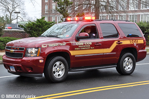 385 St. Patrick's Day - Cos Cob Fire Company