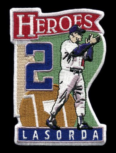 1999 Heroes-Lasorda