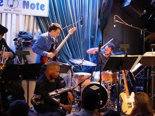 Nate Smith's drum solo