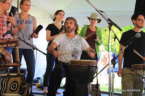 Tony Vacca at 6th Annual Hilltown Spring Festival