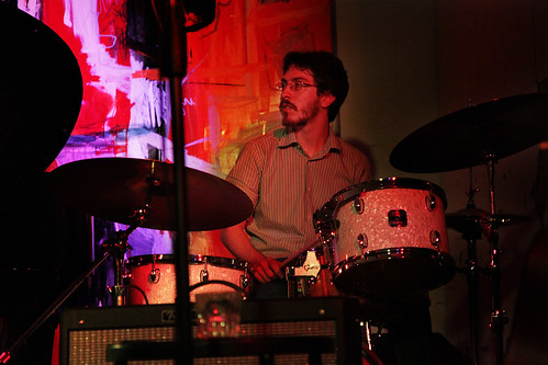 Falcon and the Featherweights live @ le Scimmie