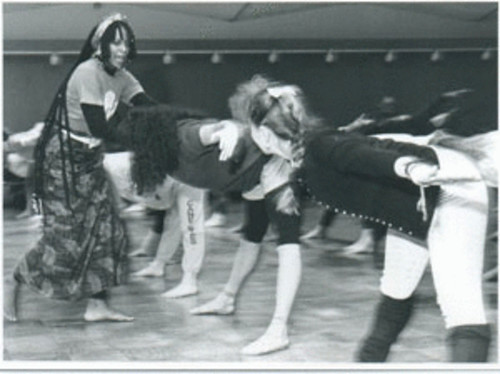 Babatunde Olatunji Workshop (1990)