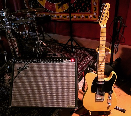 Alessandro Hand-Wired Twin & American Special Telecaster.
