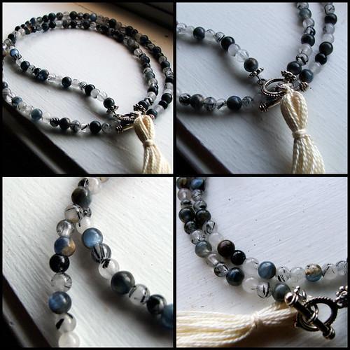 Priest Mala (Prayer Beads)