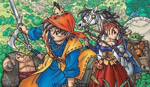 Square Enix: لهذا السبب لم تحقق سلسلة Dragon Quest نجاحا فالغرب مثل سلسلة Final Fantasy!