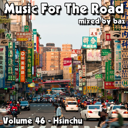 2012-10 (Music For The Road Volume 46 - Hsinchu) - Front Cover