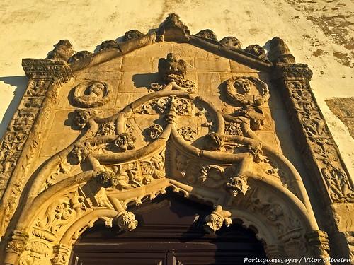 Igreja de Santo Quintino - Portugal