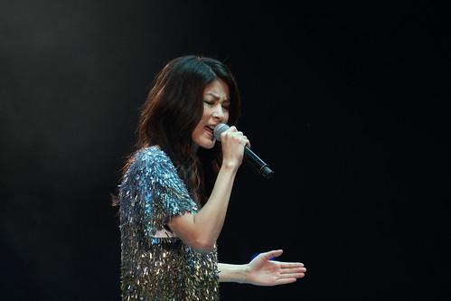 陳慧琳 Kelly Chen@Hong Kong Coliseum