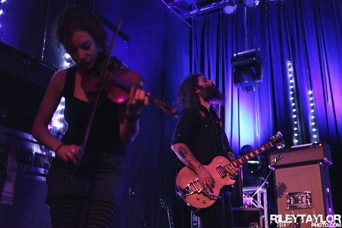 Thee Silver Mt. Zion Memorial Orchestra at FME