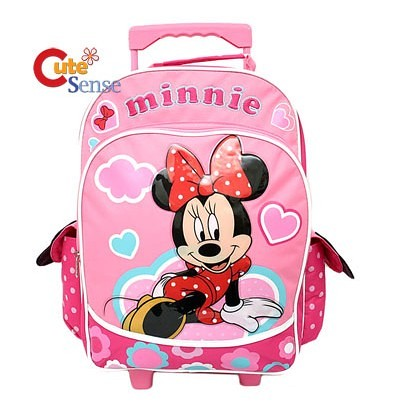 Disney Minnie Mouse Roller Backpack