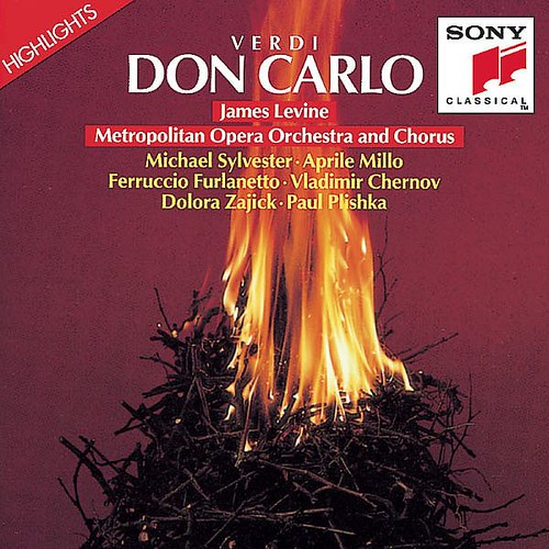 Don Carlo -highlights- Aprile Millo Samuel Ramey Sony Classical