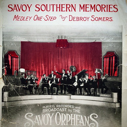 The Savoy Orpheans ADAM RAMET MUSIC ARCHIVE #1920s #piano #sheetmusic #partition #music #klavier #retro #bands #jazz #vintage