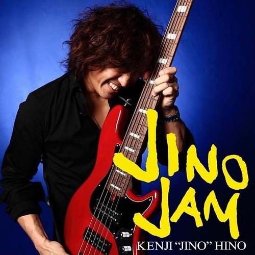 KENJI JINO HINO-JINOJAM-JAPAN CD G88