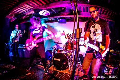 Hazamat convida: Sex On The Beach e Camarones Orquestras Guitarrística