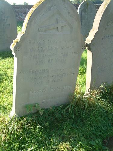 Frederick Gooch and George Fenn - Killed in France