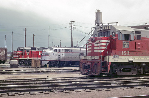 CB&Q Engine Terminal