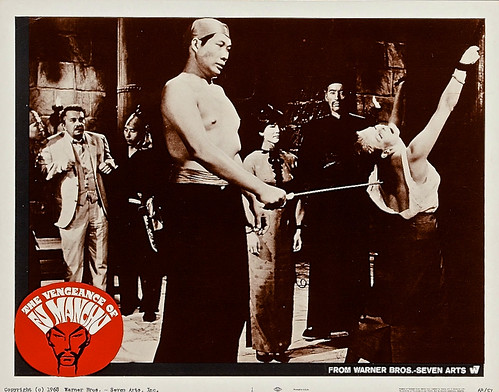 The Vengeance of Fu Manchu (Warner Brothers-Seven Arts, 1968). Lobby Card (11