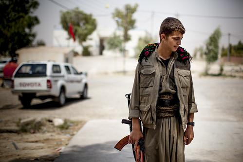 Kerkuk Kurdistan PKK Peshmerga