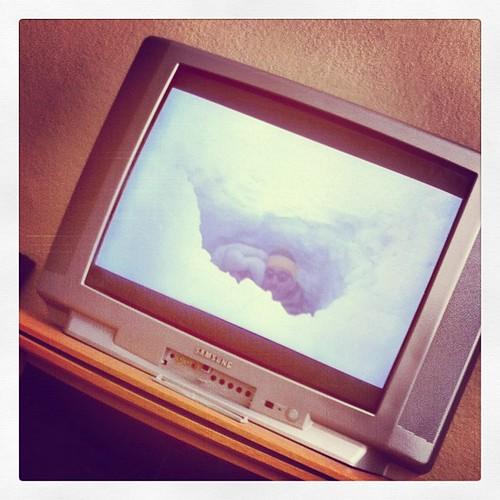 @xanaaax åh jag kollar igenom alla #Sällskapsresan-filmerna! #SOS #Snowroller