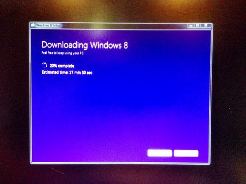 Giving Windows h8te one last chance.