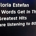 Gloria Estefan Sonic Tap Screen Pic