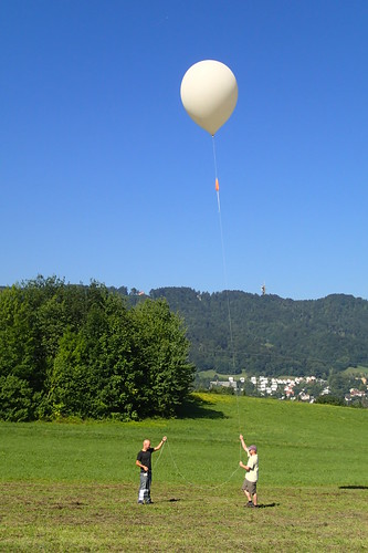 LoRa Balloon Test