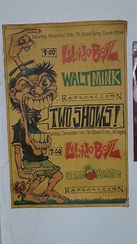 Donovan gig poster
