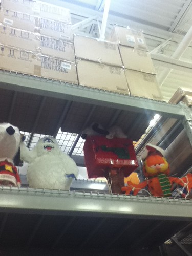 Lowe's Christmas decorations