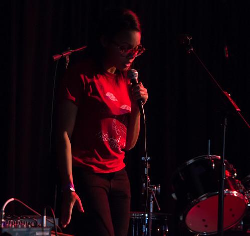 Attia Taylor @ Ladyfest Philly 2013 II