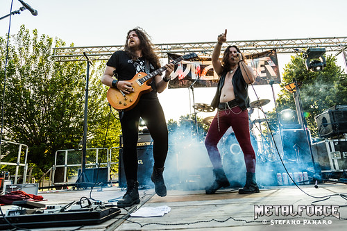 Witchunter @ Run To The Hills Fest IV - Servigliano (Fm) 02-07-2016 [11]