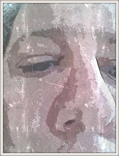 Martyn, Face of 50 faces I'm doing for a Cubists Piece of Artwork!!!!!!!!!!!!