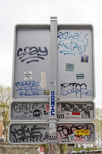 Soay - Eshek - Motas Poulpe - Tock - Recel - MG La Bomba - Mr Bohnita - Goché - Panar  - Mugre - Nomé - Huile