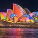 """""""Lighting the Sails: 'Songlines'"""" (Rhoda Roberts, Sydney Opera House, Destination NSW, Artists in Motion)"""