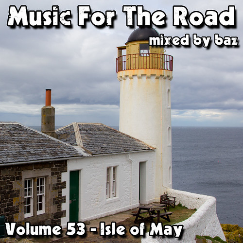 2013-05 (Music For The Road Volume 53 - Isle Of May) - Front Cover