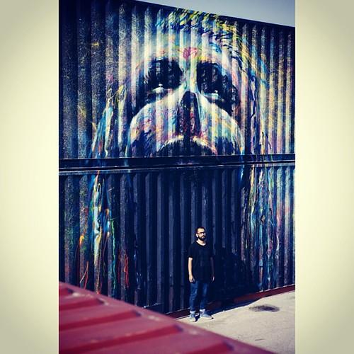 Entrevista de Tendencias.tv http://blog.tendencias.tv/entrevistamos-a-txemy/ #txemy @tendenciastv - foto @christianrosillo #conspace @converse @thedogishot
