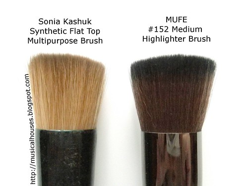MUFE Medium Highligihter Brush Sonia Kashuk Multipurpose Brush