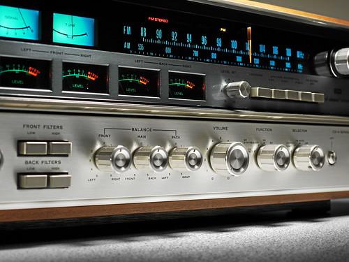 Sansui QRX-7500A Quadro Receiver